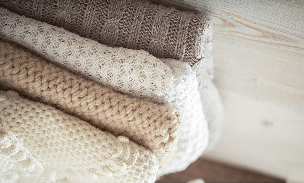The ULTIMATE Way To Fold Your Sweaters