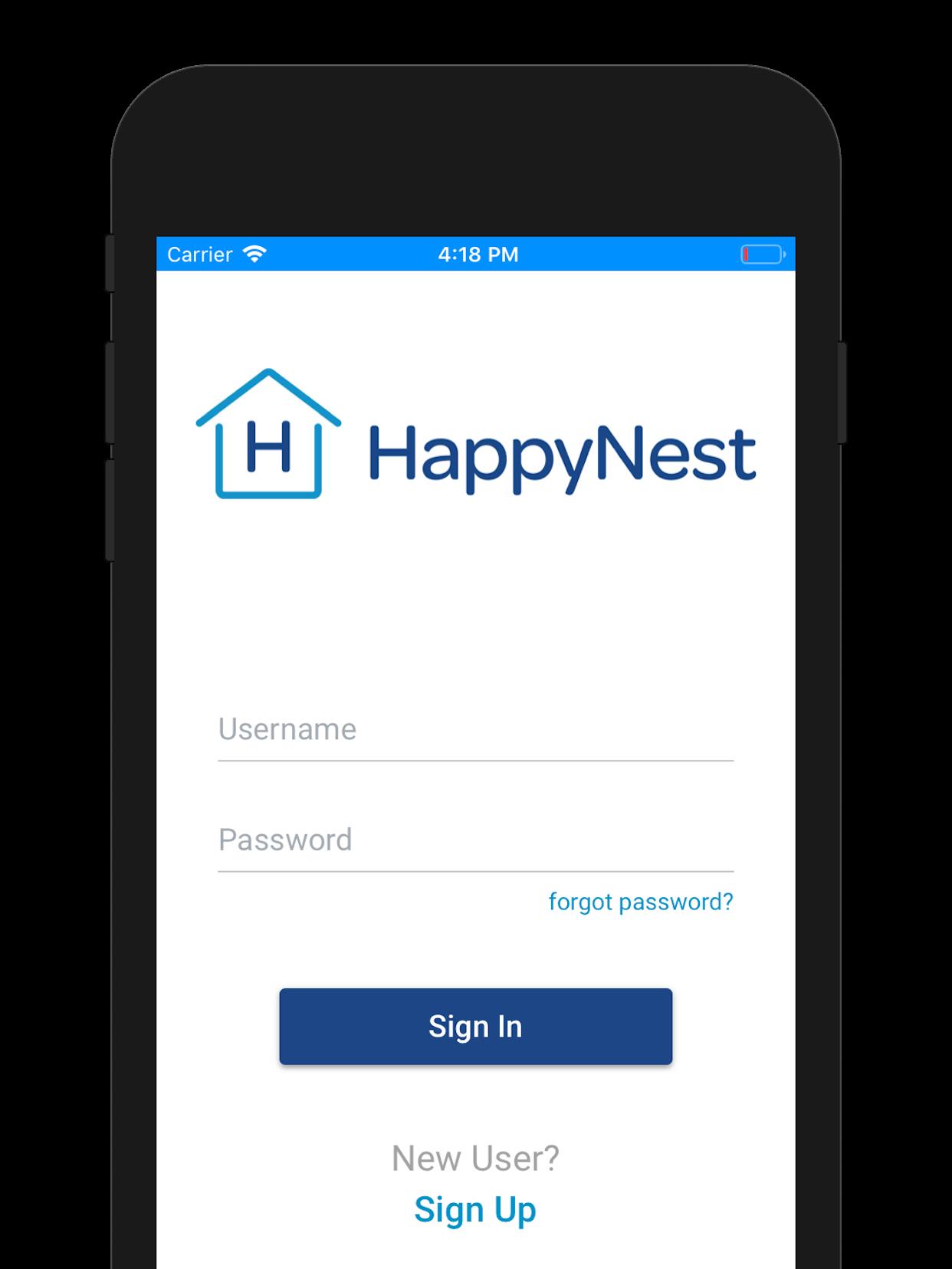 HappyNest Phone